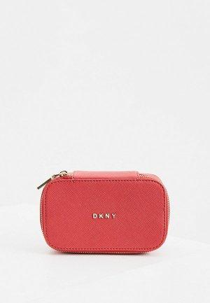 Органайзер для хранения DKNY. Цвет: бордовый