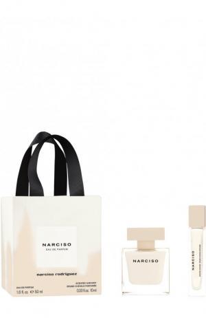 Набор For Her Shopping Pack: Парфюмерная вода + Дымка для волос Narciso Rodriguez. Цвет: бесцветный