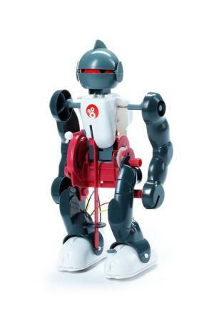 Опыты Робот-акробат BONDIBON. Цвет: черный