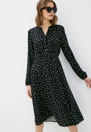 Платье Betty Barclay. Цвет: черный