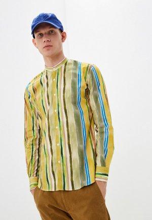 Рубашка Primo Emporio. Цвет: разноцветный