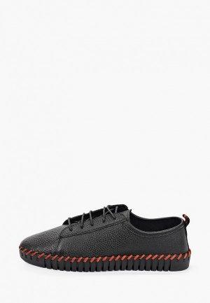Ботинки MCM. Цвет: черный