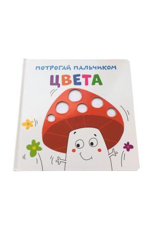 Развивающая книга ND PLAY. Цвет: мультицвет