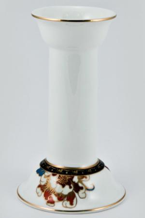 Подсвечник Сказочный цветок Royal Porcelain. Цвет: черный