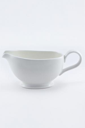 Соусник 200 мл Royal Porcelain. Цвет: белый