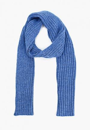 Шарф Max&Co. Цвет: синий