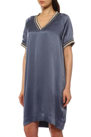 Платье BRUNELLO CUCINELLI. Цвет: c9122