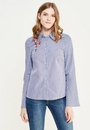 Блуза Sweewe. Цвет: синий