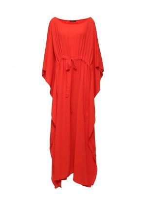 Платье Tom Farr. Цвет: красный