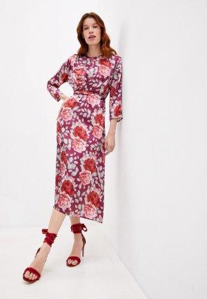 Платье LAutre Chose L'Autre. Цвет: розовый