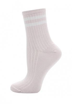 Носки Levis® Levi's®. Цвет: розовый