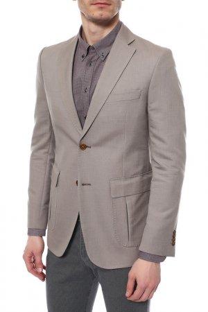Пиджак Caramelo. Цвет: серый