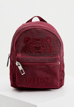 Рюкзак Kenzo. Цвет: бордовый