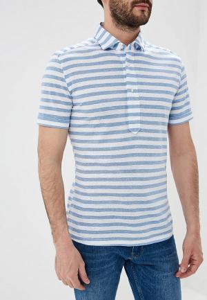Поло Windsor. Цвет: голубой