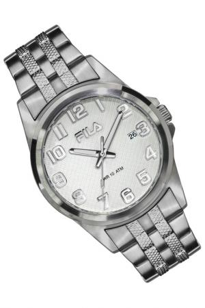 Watch FILA. Цвет: silver