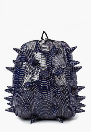Рюкзак MadPax. Цвет: синий