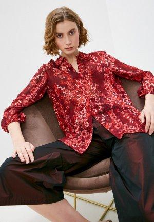 Блуза Max&Co. Цвет: бордовый