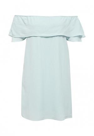 Платье Jennyfer. Цвет: голубой