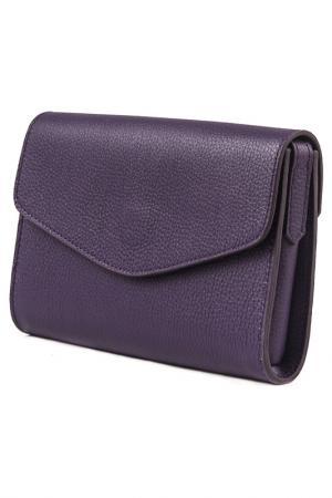 Клатч FRIJA. Цвет: фиолетовый