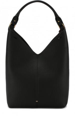 Сумка Large Build a Bag Anya Hindmarch. Цвет: черный
