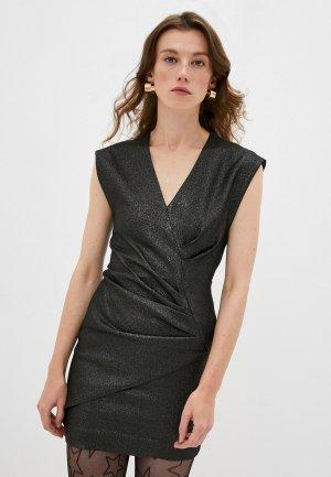 Платье Iro. Цвет: хаки