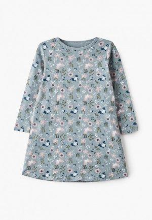 Сорочка ночная Name It. Цвет: серый
