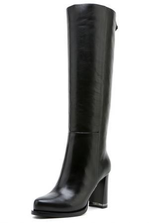 Сапоги GRACIANA. Цвет: черный