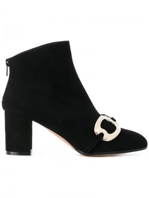 Ботинки Georgina Jean-Michel Cazabat. Цвет: чёрный