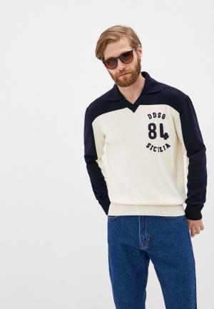 Пуловер Dolce&Gabbana. Цвет: бежевый