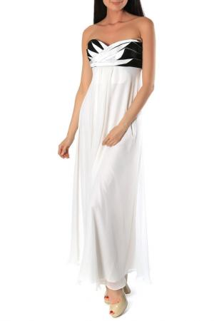 Платье AFTERSHOCK. Цвет: black white