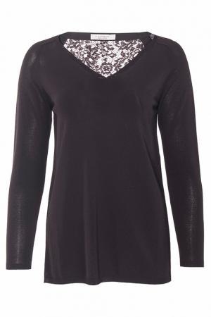 Блуза D.Exterior. Цвет: черный