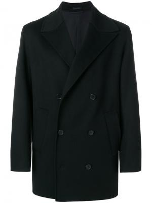 Пальто Nizza Jil Sander. Цвет: чёрный