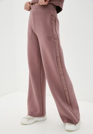 Брюки спортивные Guess Jeans. Цвет: розовый