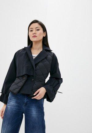 Куртка утепленная Tatras. Цвет: черный