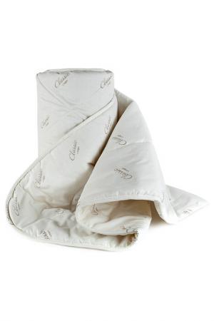 Одеяло кашемир 175х200 CLASSIC BY T. Цвет: экрю