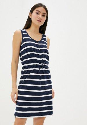 Платье Regatta. Цвет: синий
