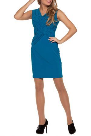 Платье Gloss. Цвет: мультицвет