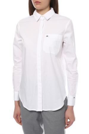 Блузка CALVIN KLEIN. Цвет: yaf0