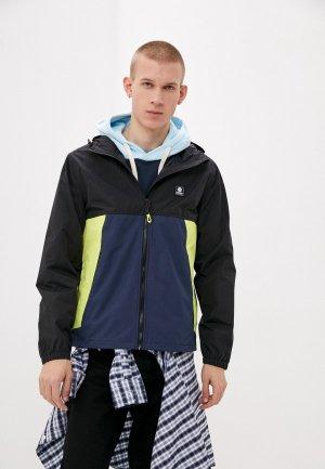 Куртка Element. Цвет: разноцветный