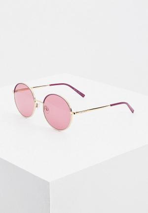 Очки солнцезащитные M Missoni. Цвет: разноцветный