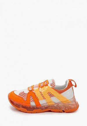 Кроссовки Keddo. Цвет: оранжевый