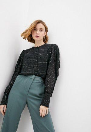 Блуза By Malene Birger. Цвет: хаки