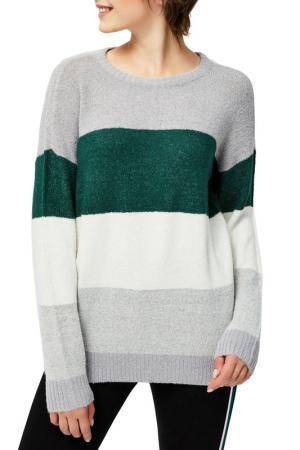 Sweatshirt MOODO. Цвет: green