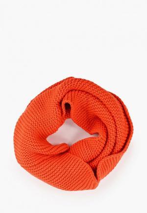 Снуд Gulliver. Цвет: оранжевый