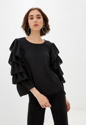 Блуза Imperial. Цвет: черный