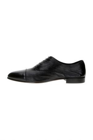 Туфли DOUCALS DOUCAL'S. Цвет: черный