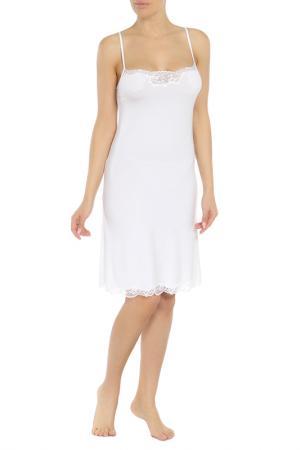 Сорочка Cotton Club. Цвет: белый