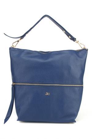 Сумка J&C JACKYCELINE. Цвет: blue