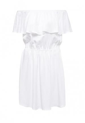 Платье Tom Farr. Цвет: белый