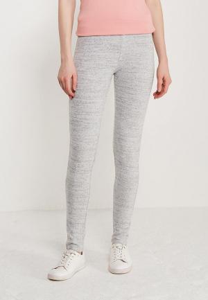 Брюки домашние Guess Jeans. Цвет: серый
